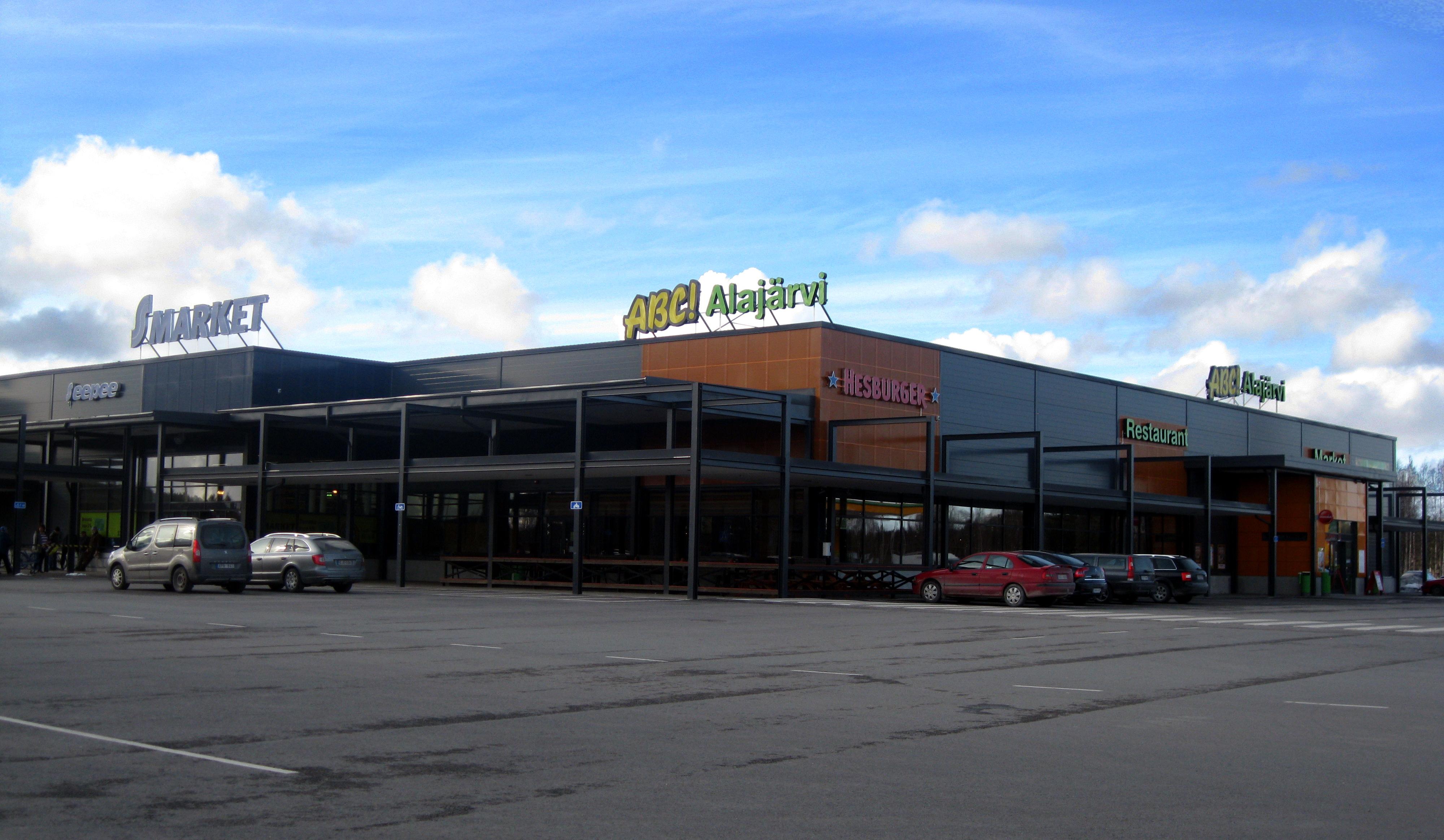 Alajärvi Abc
