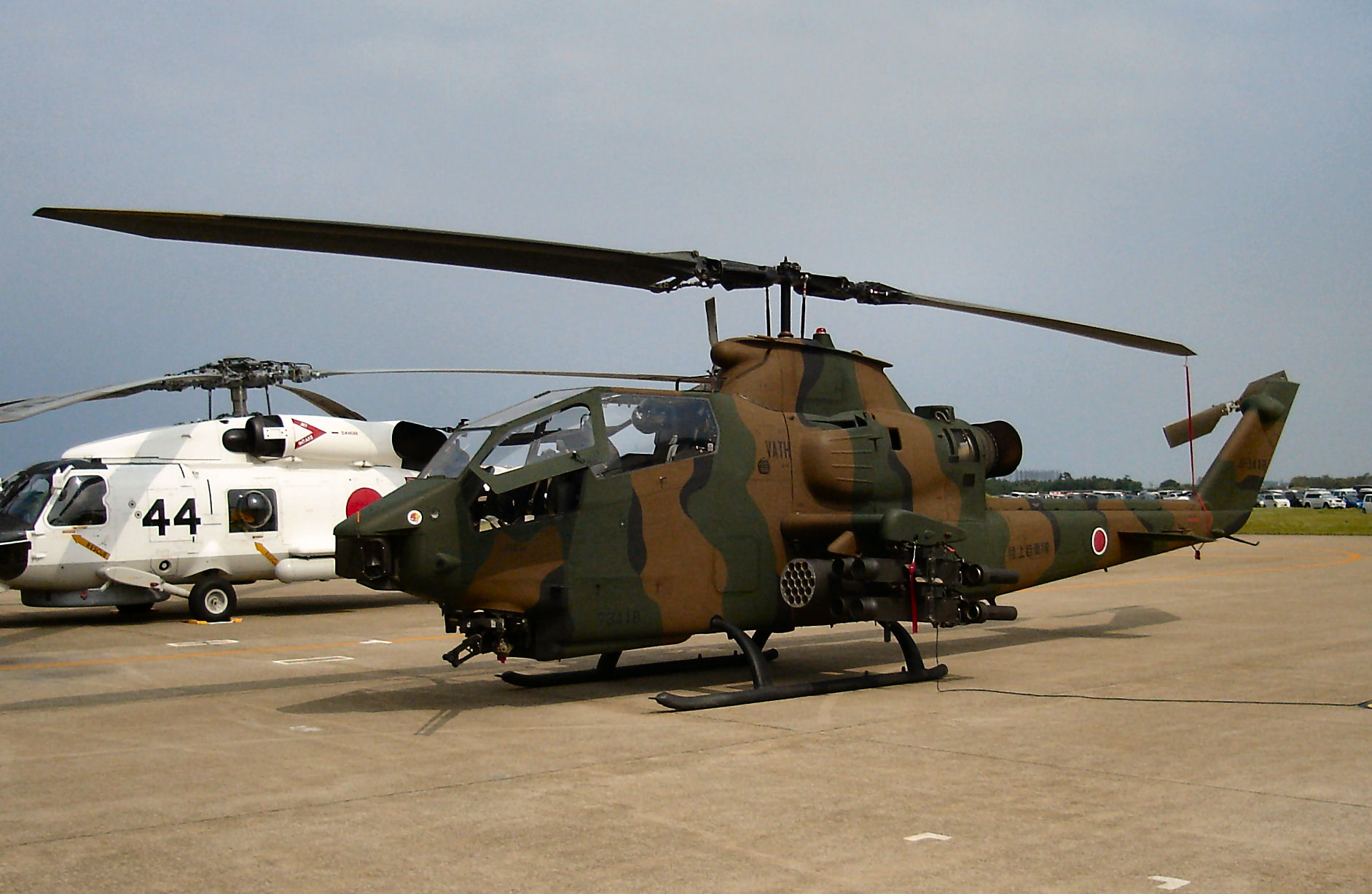 Huey Helicopter For Sale >> File:AH-1S Cobra.jpg - Wikipedia