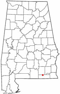 Loko di Coffee Springs, Alabama