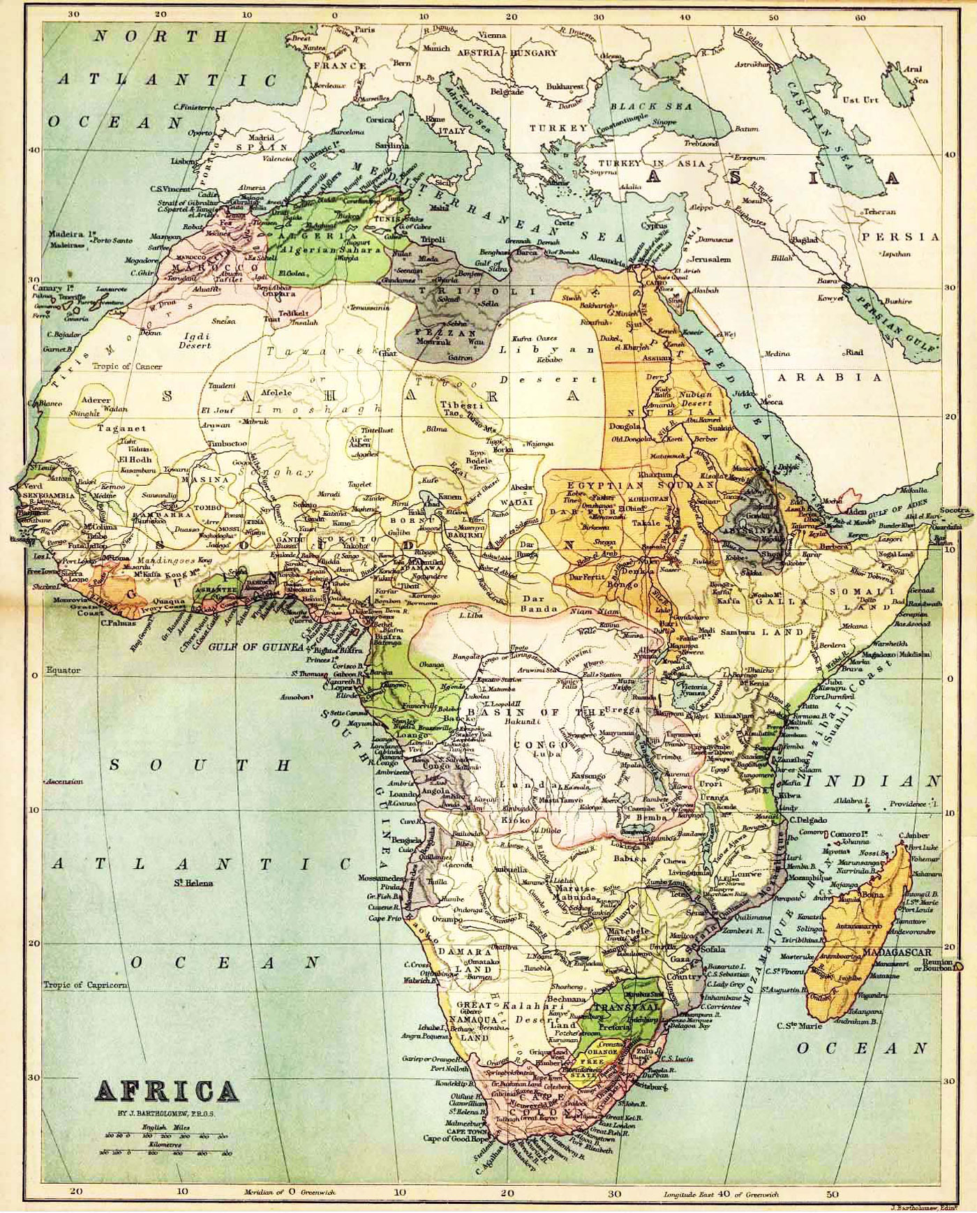 FileAfrican Map Jpg Wikimedia Commons - Map africa