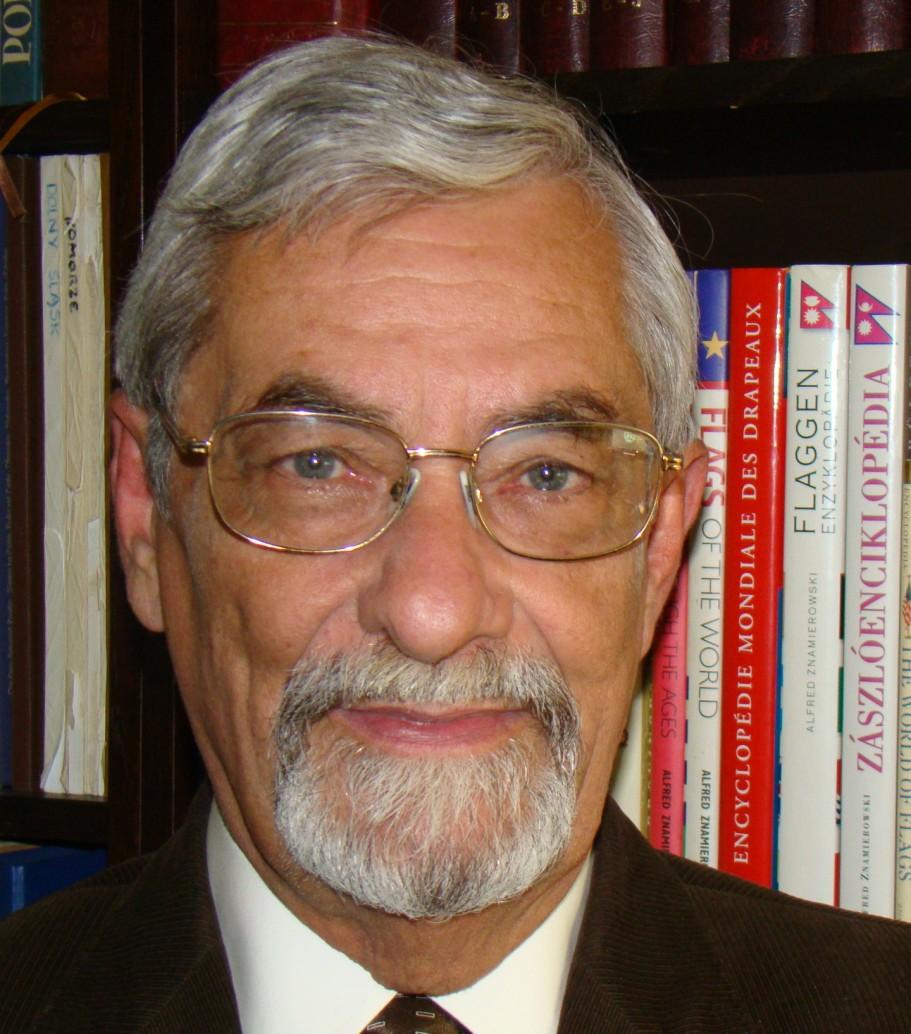 Alfred Znamierowski in 2013