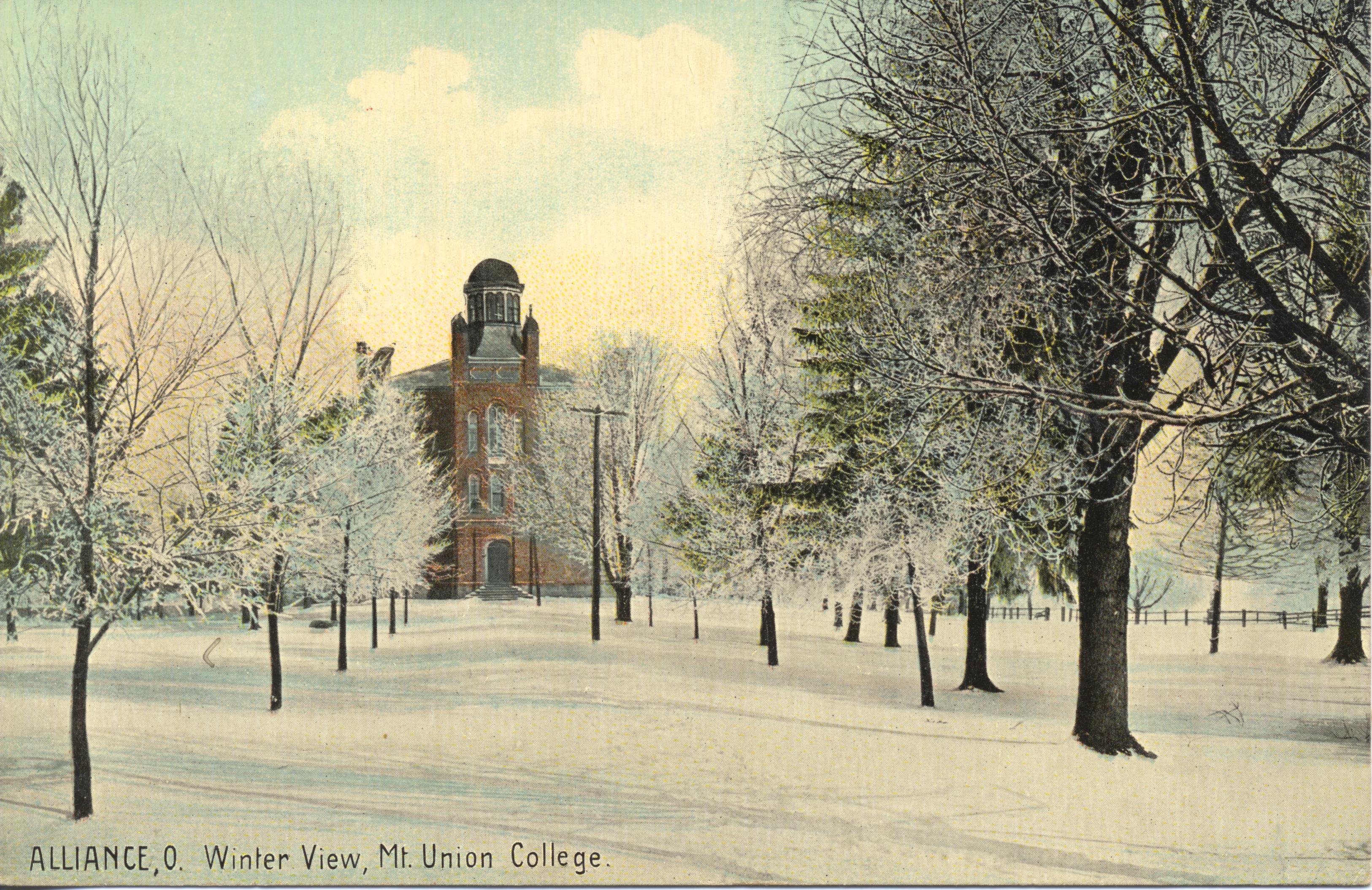 Mt Union College 86