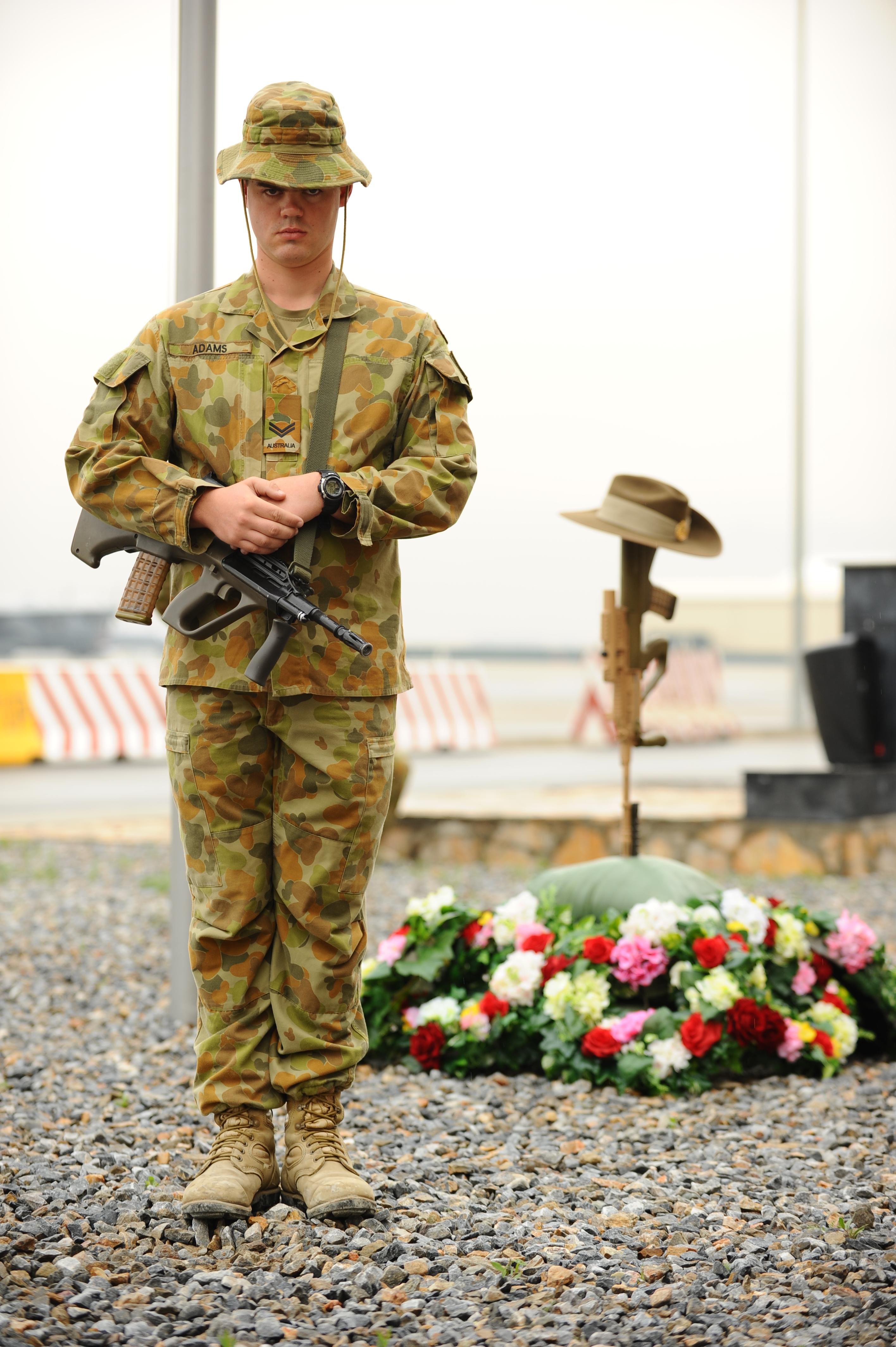 Military Penpals AU