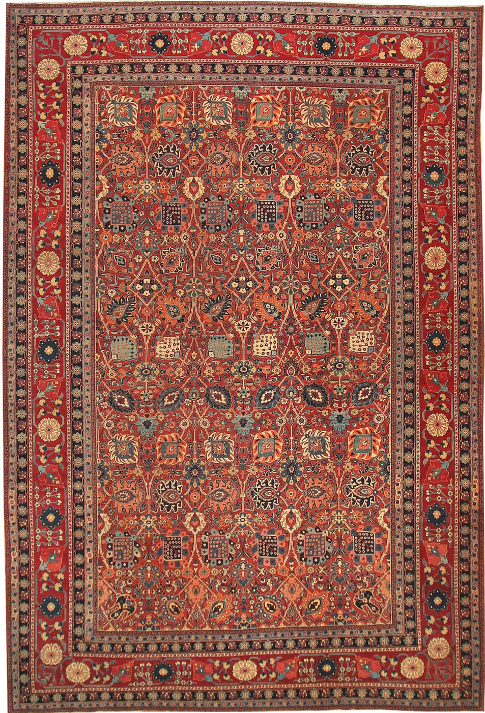 File Antique Rug 42432 Jpg Wikimedia Commons