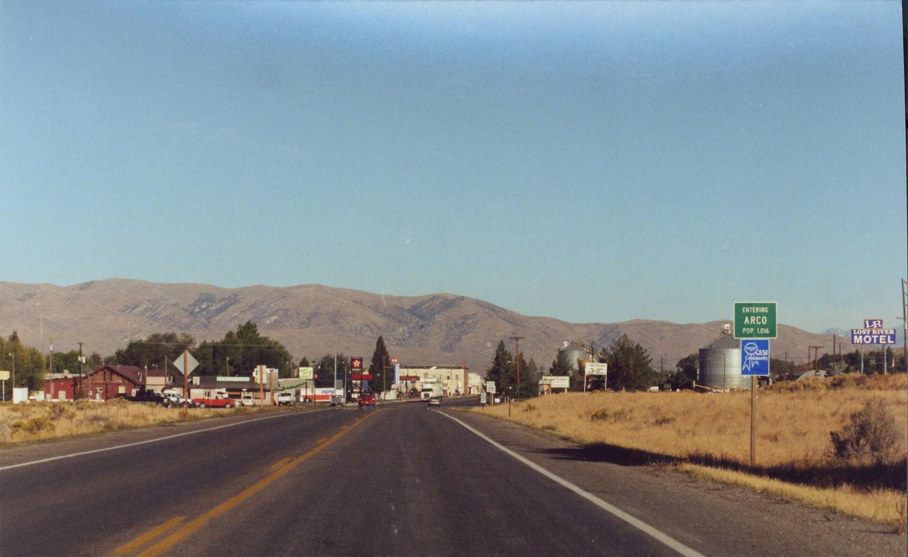 Arco, Idaho - Wikipedia