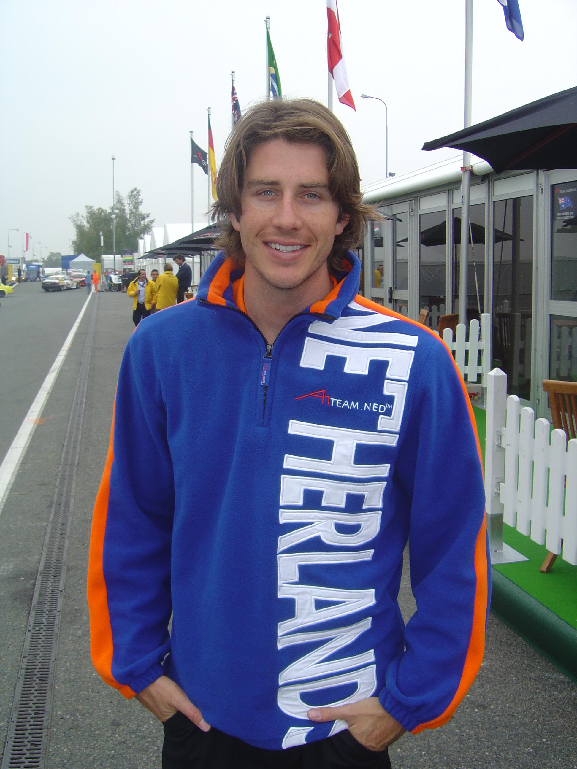 File:Arie Luyendyk jr.JPG - Wikimedia Commons Race 2