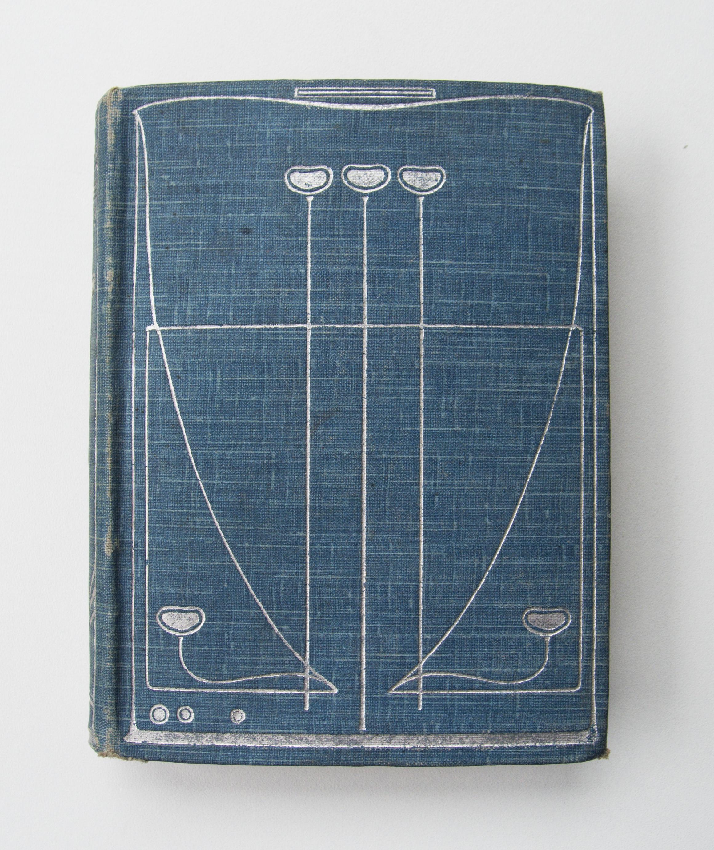 Fashion Book Cover Art : File art nouveau book cover designed by talwin morris g