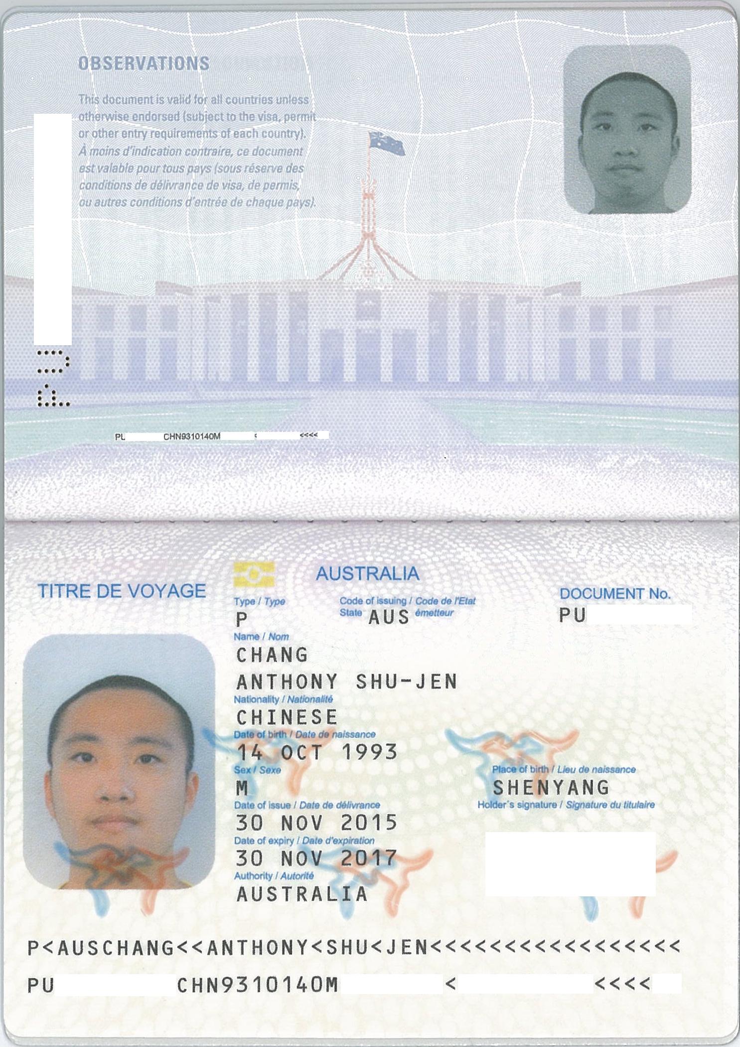 Australia Residency Visa
