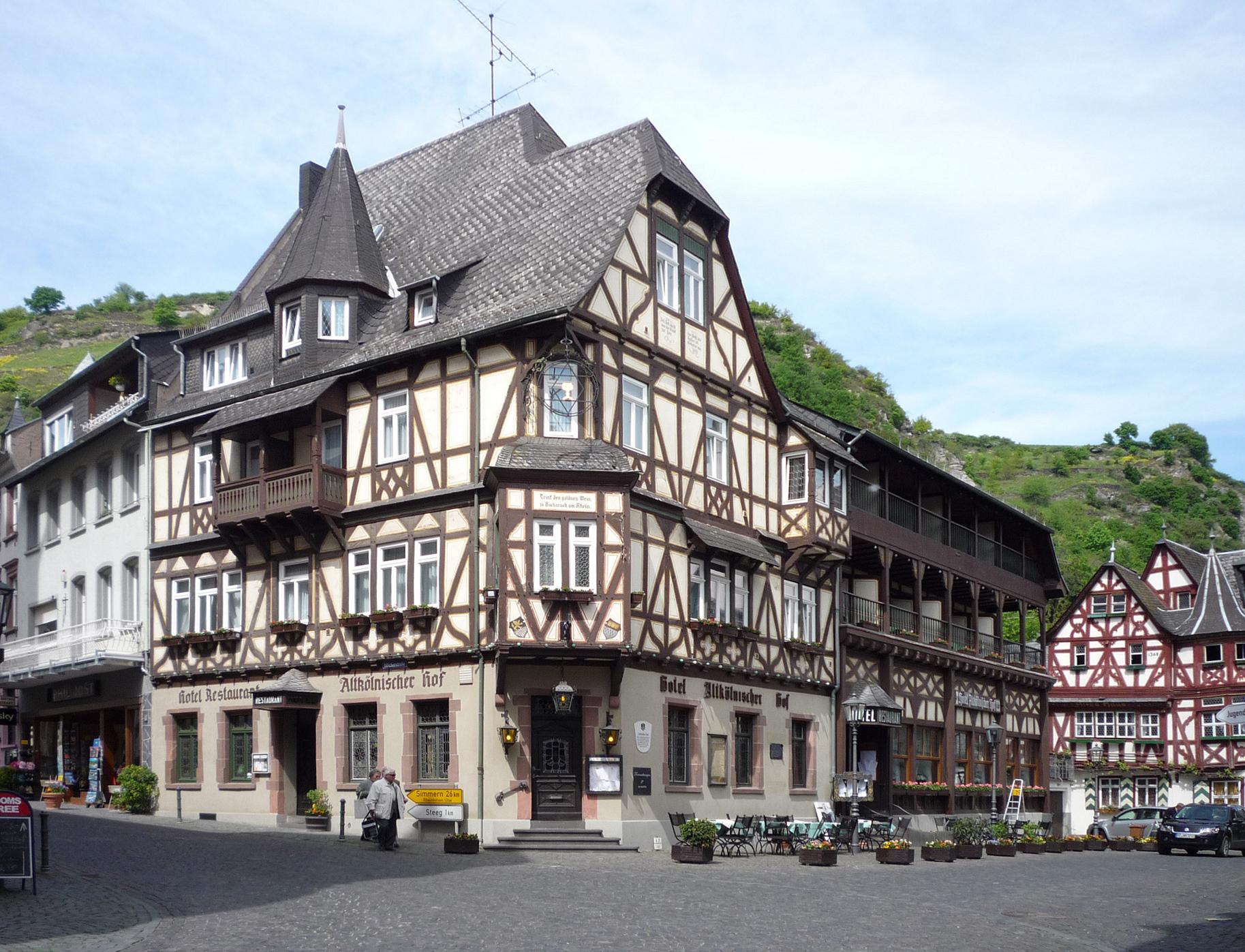 Hotel Restaurant Haus Barion
