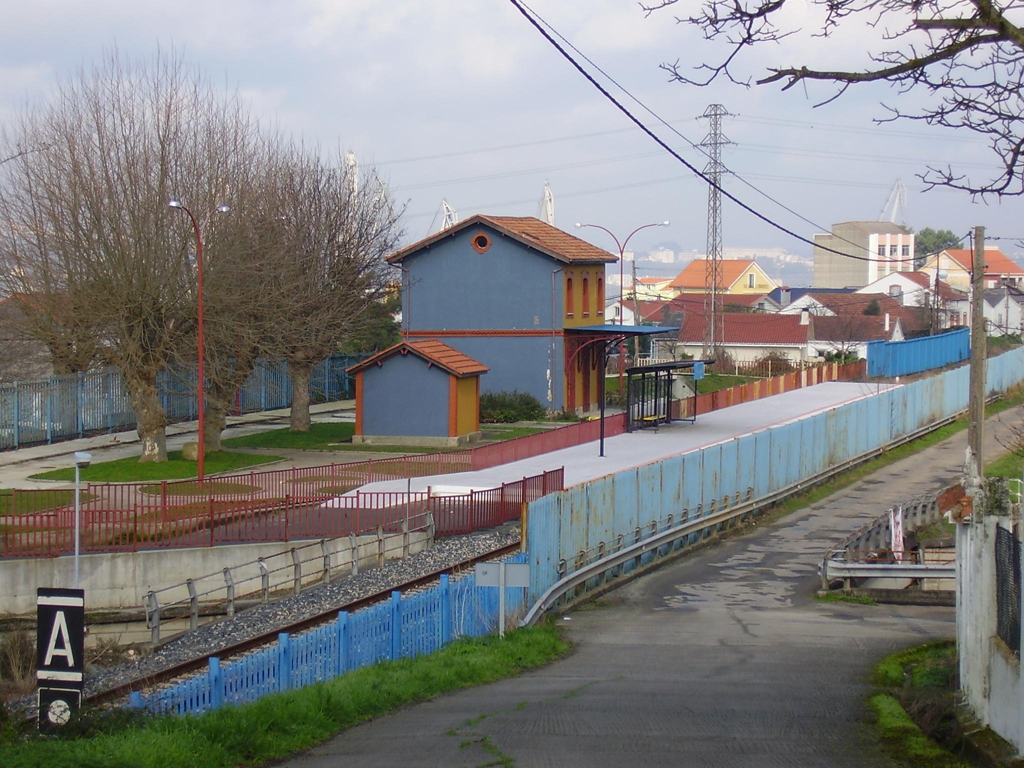 Estación de Barallobre
