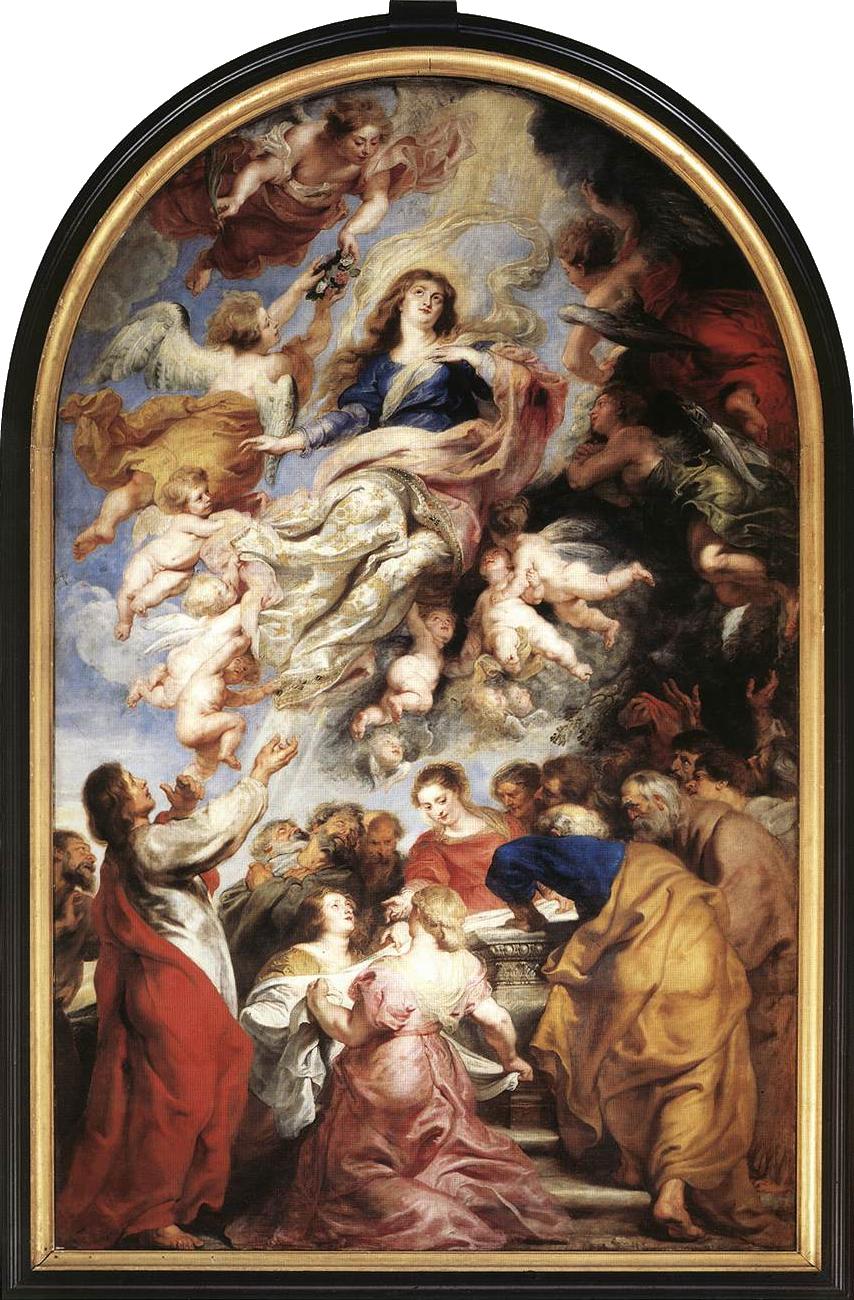 Tenhemelopneming van Maria - Wikipedia