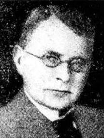 Benjamin Vogt (politician)