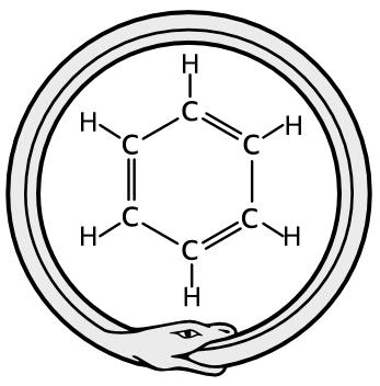 Benzene Ouroboros
