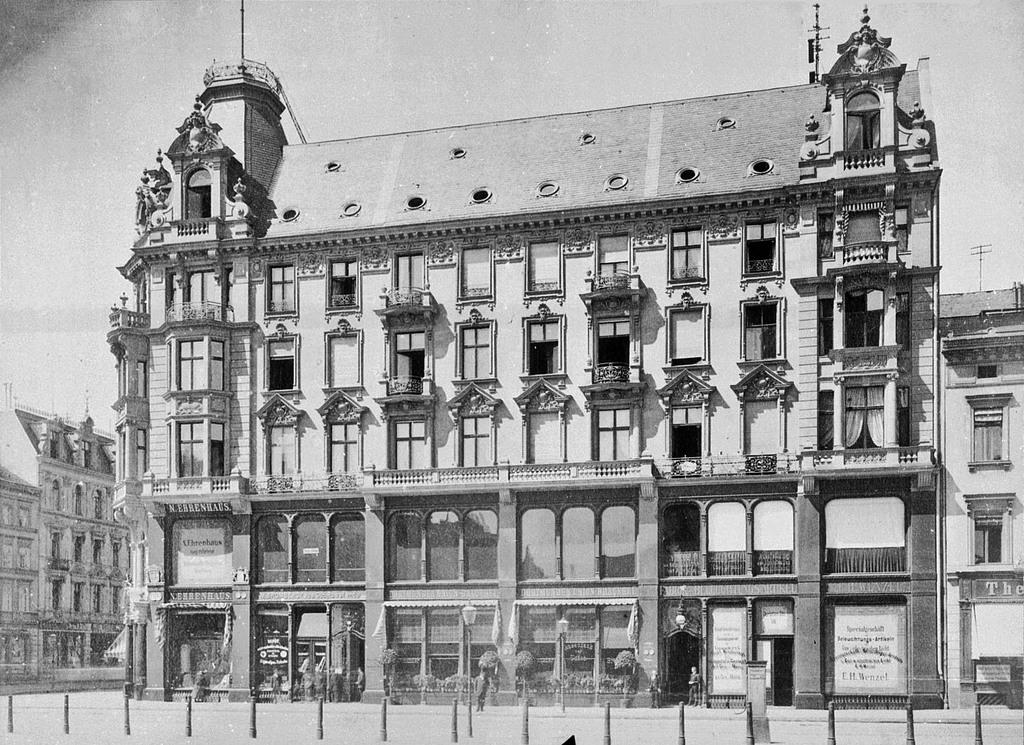 File berlin charlottenstr 59 ecke mohrenstr lucien levy for Hausplanung berlin
