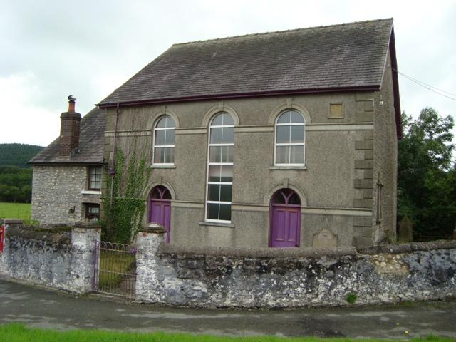 Bethel Chapel, Cynghordy - geograph.org.uk - 1457459