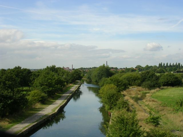 Bridgewater Canal - geograph.org.uk - 55609