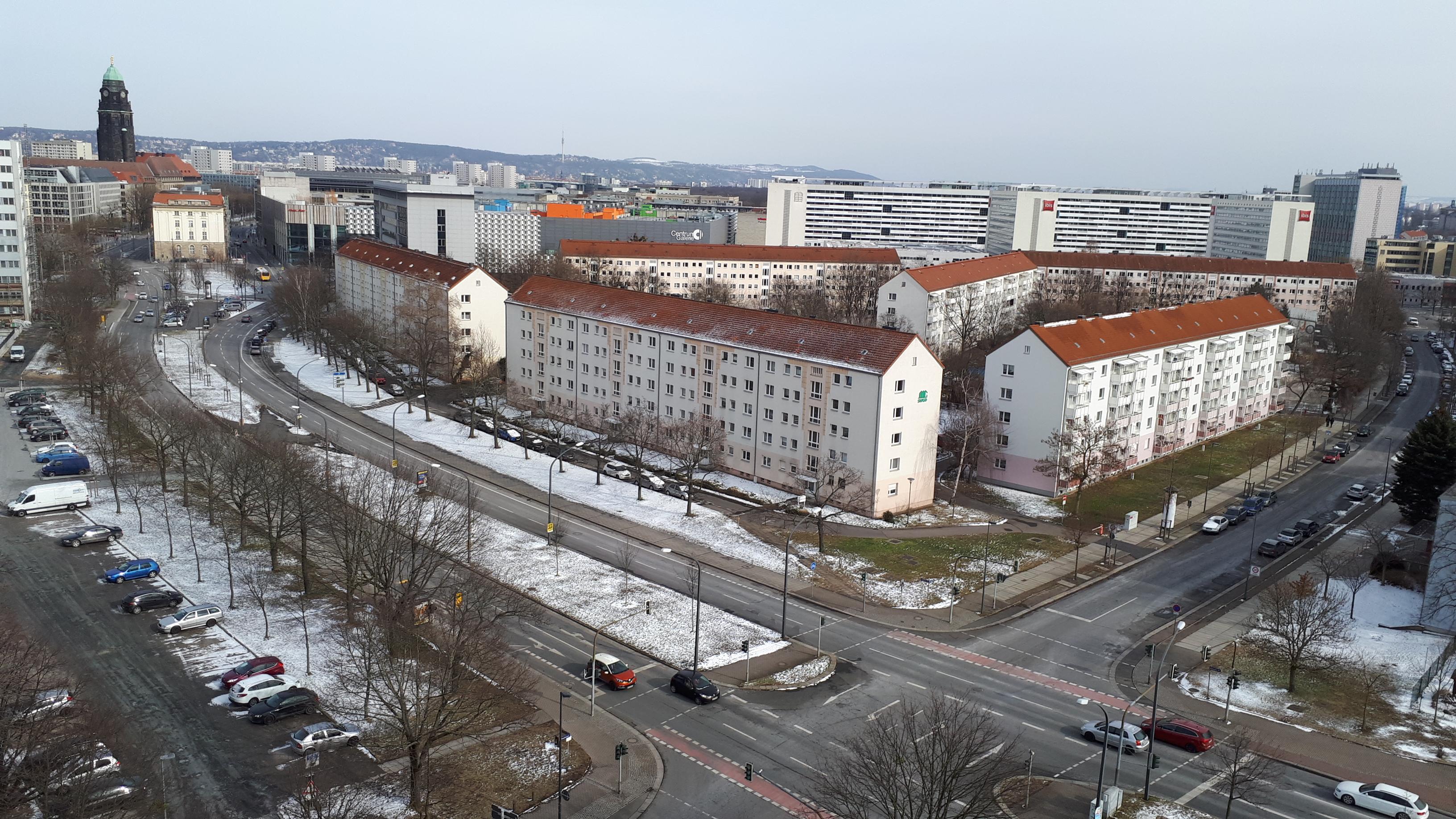 Budapester straße dresden