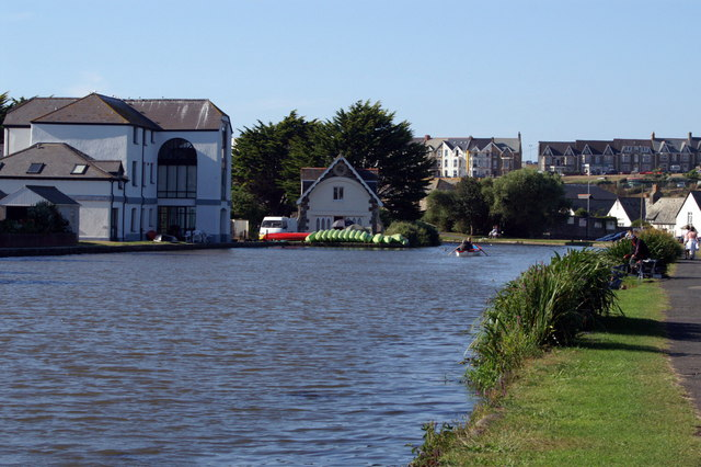 Bude Canal - geograph.org.uk - 429163