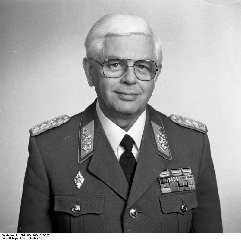 east german army