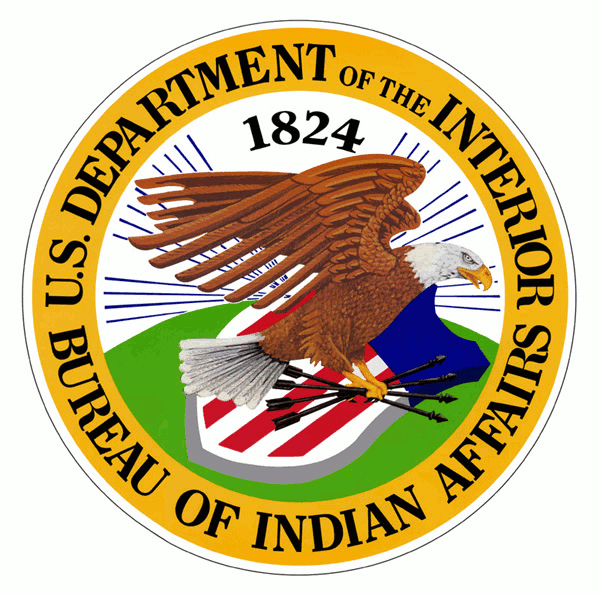 file bureau of indian affairs seal wikimedia commons. Black Bedroom Furniture Sets. Home Design Ideas
