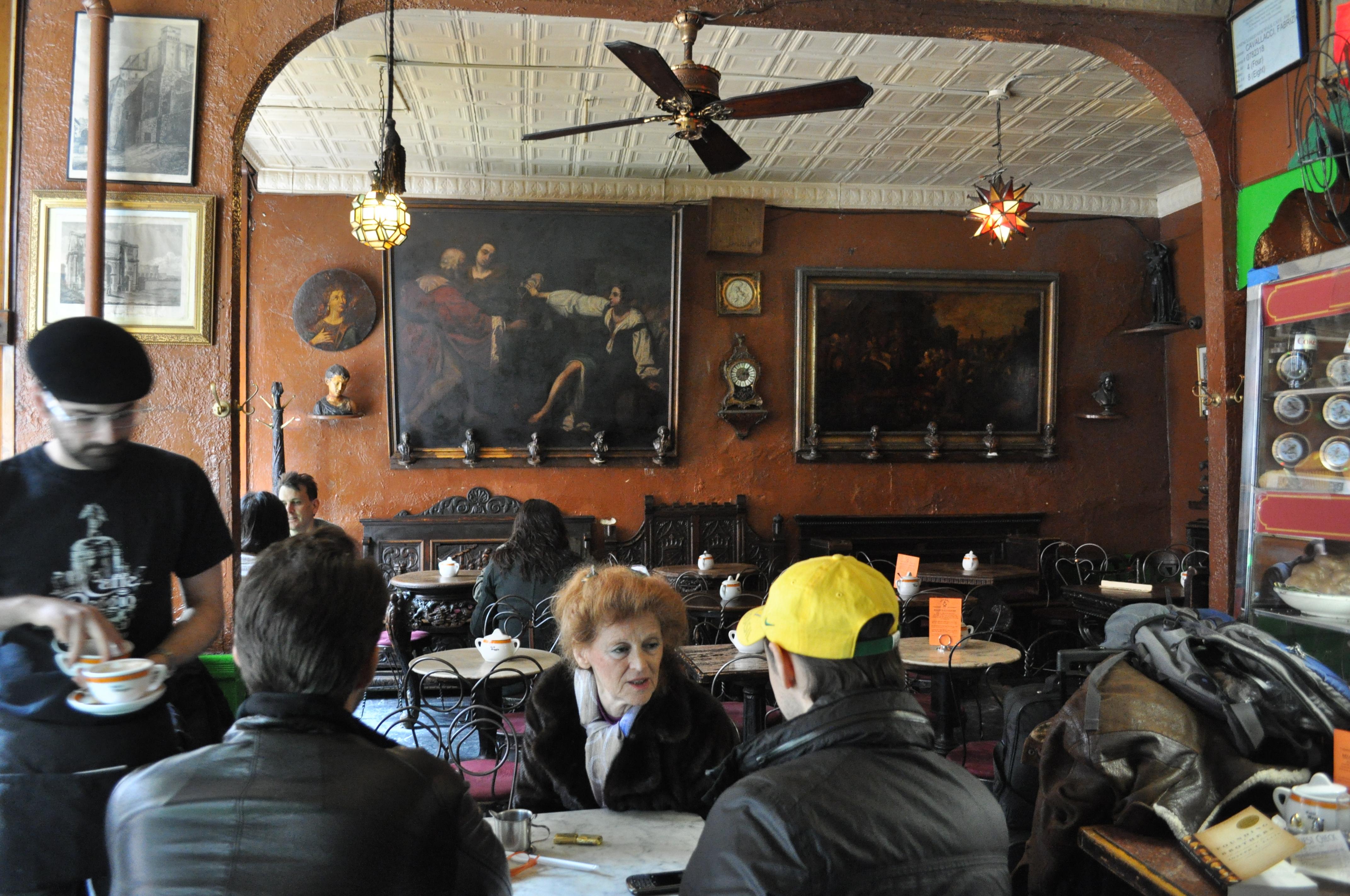 Cafe Dante New York