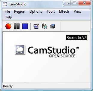 la nouvelle version de camstudio