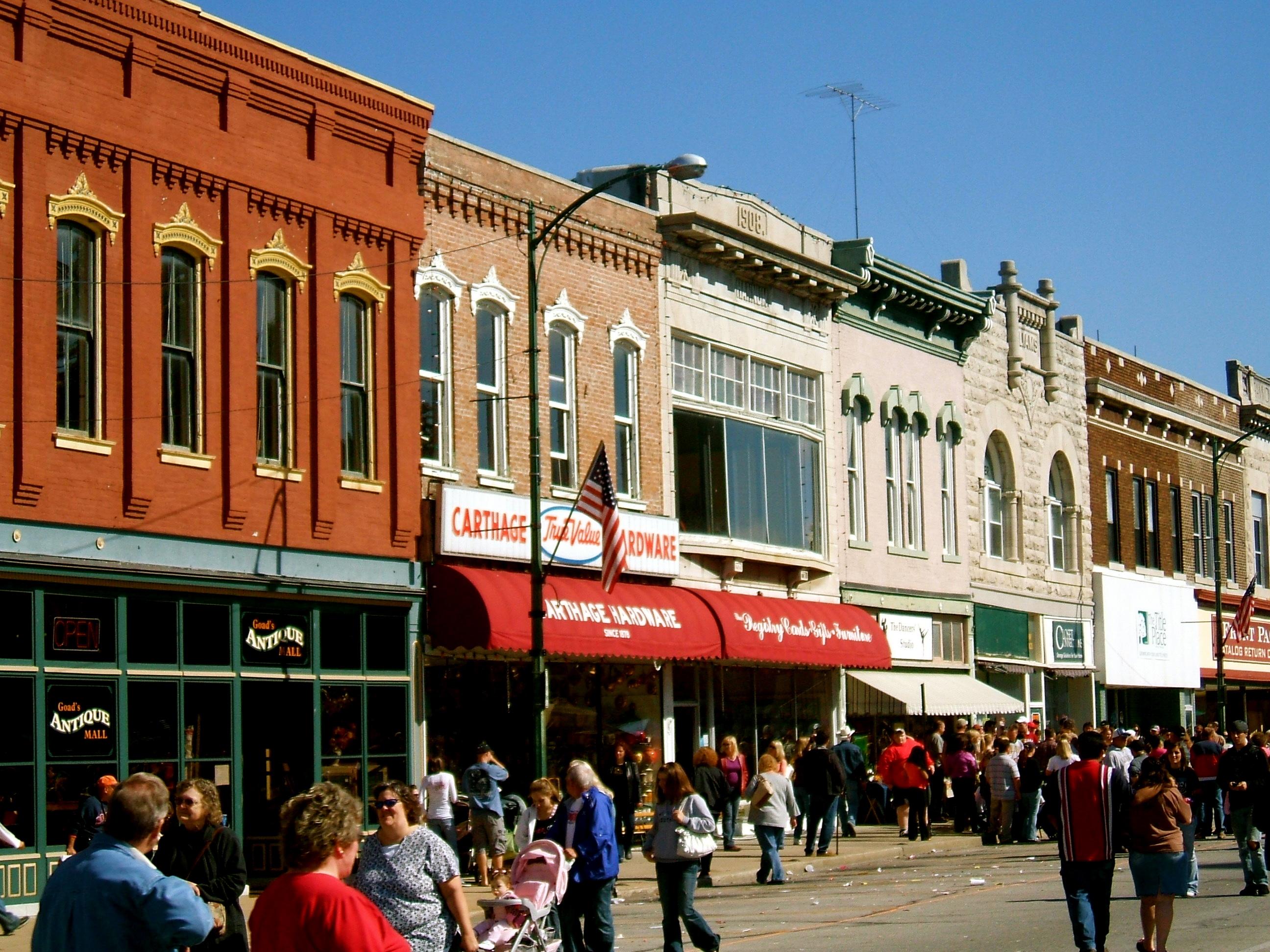 Carthage, Missouri - Wikipedia
