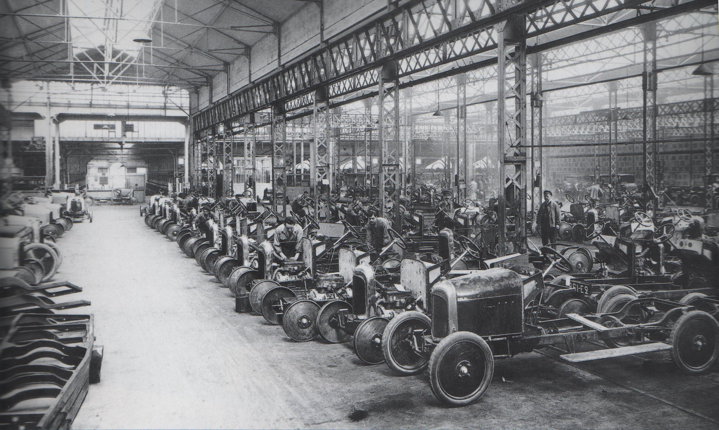Car Factories In New York