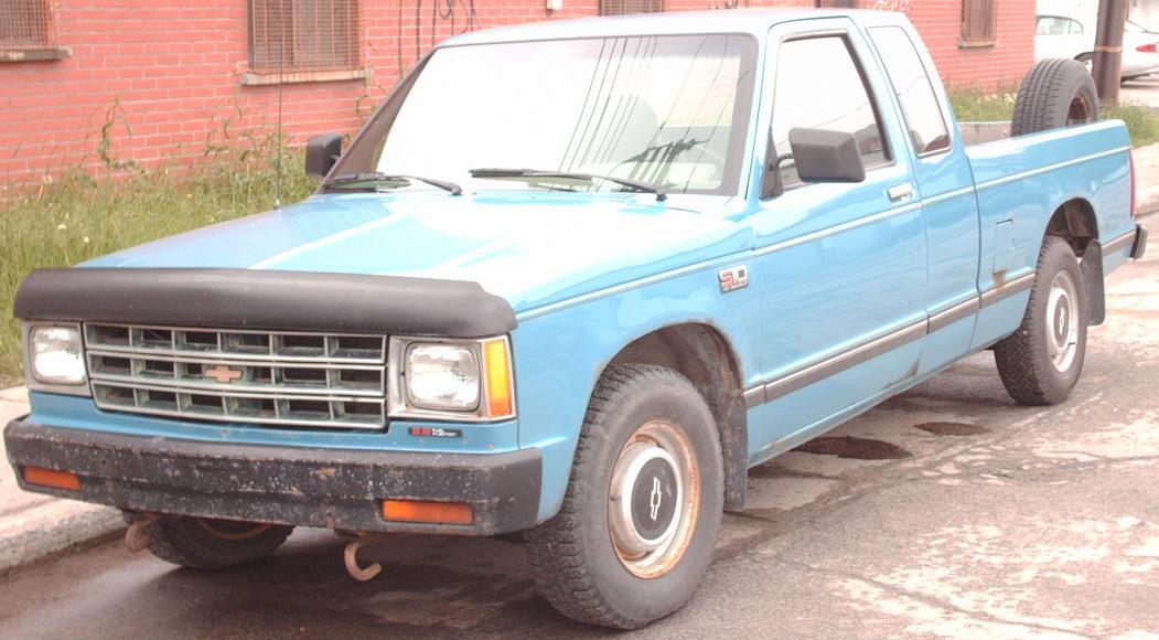Extended Cab Chevy Silverado