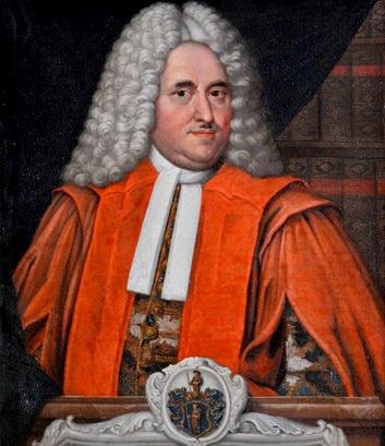 Christian Thomasius, portrait by [[Johann Christian Heinrich Sporleder