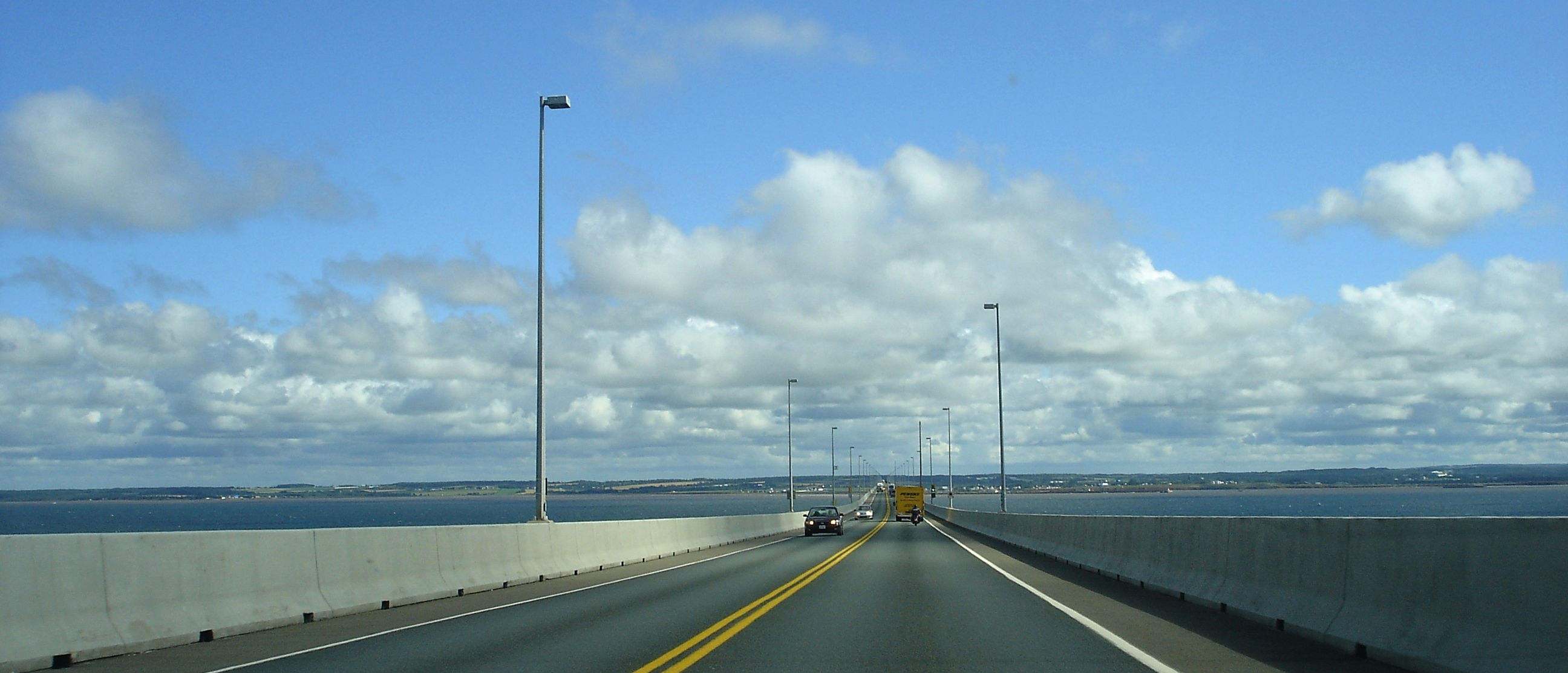Prince Edward Island Bridge Toll