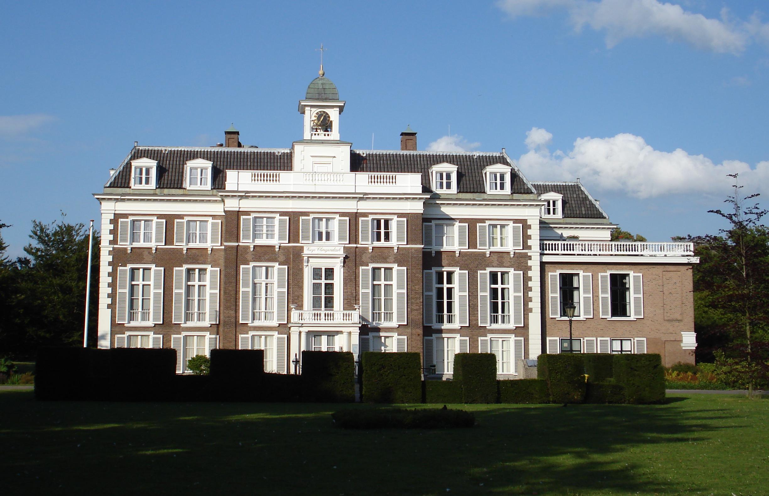 landgoed clingendael - wikipedia