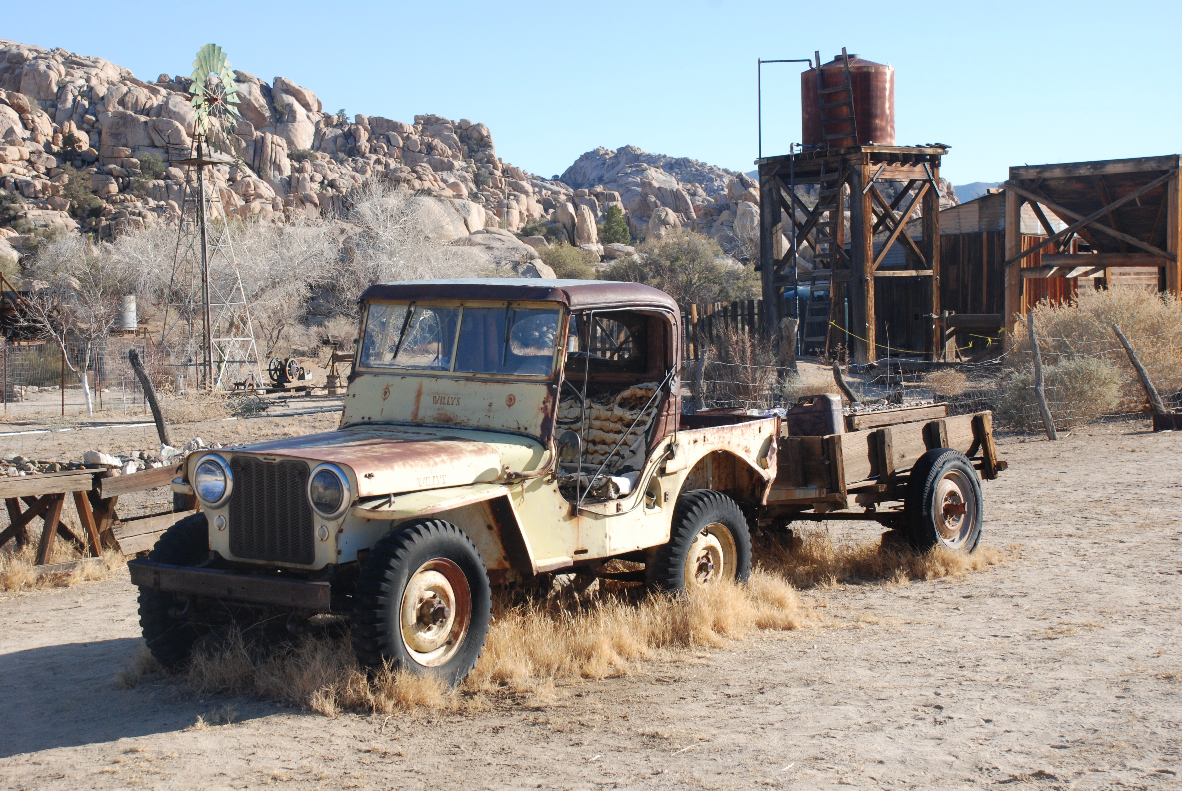 1979 Jeep Cj7 Parts File:Desert Queen Ranch - Willy's Jeep.jpg - Wikimedia Commons