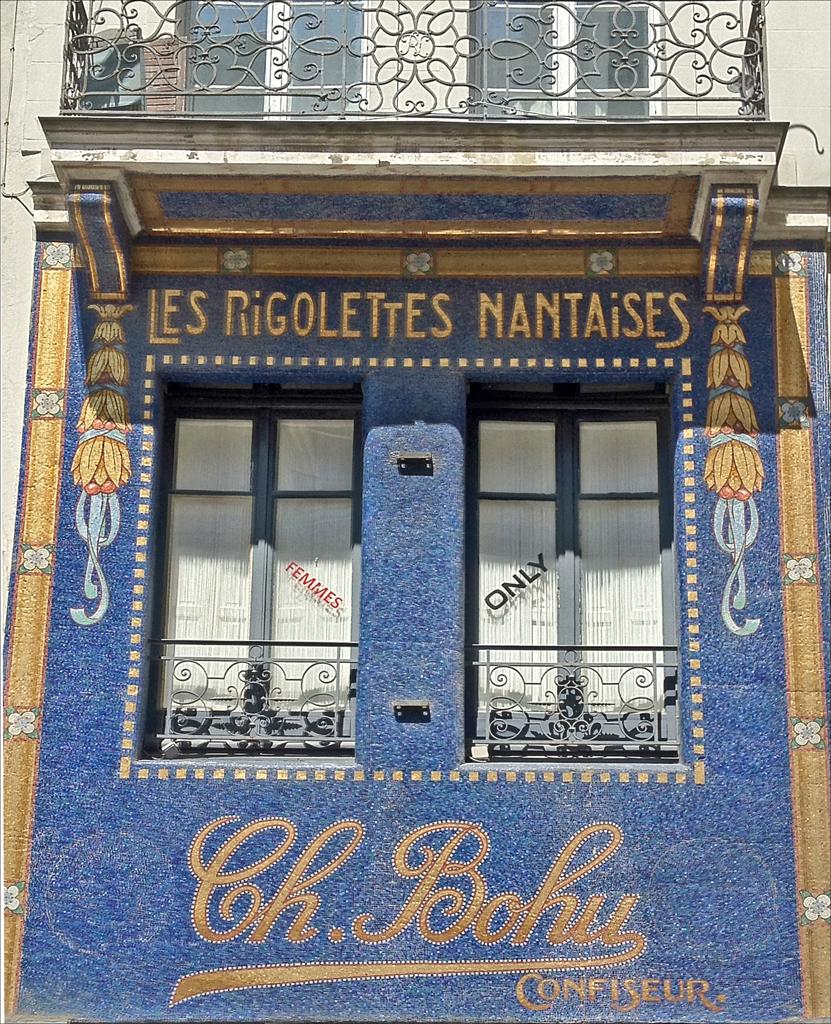 Color art nantes - File Devanture Commerciale Art Nouveau Nantes 7397529748 Jpg