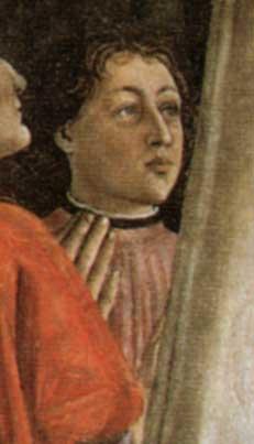 Domenico ghirlandaio, amerigo vespucci, ognissanti, Firenze.jpg