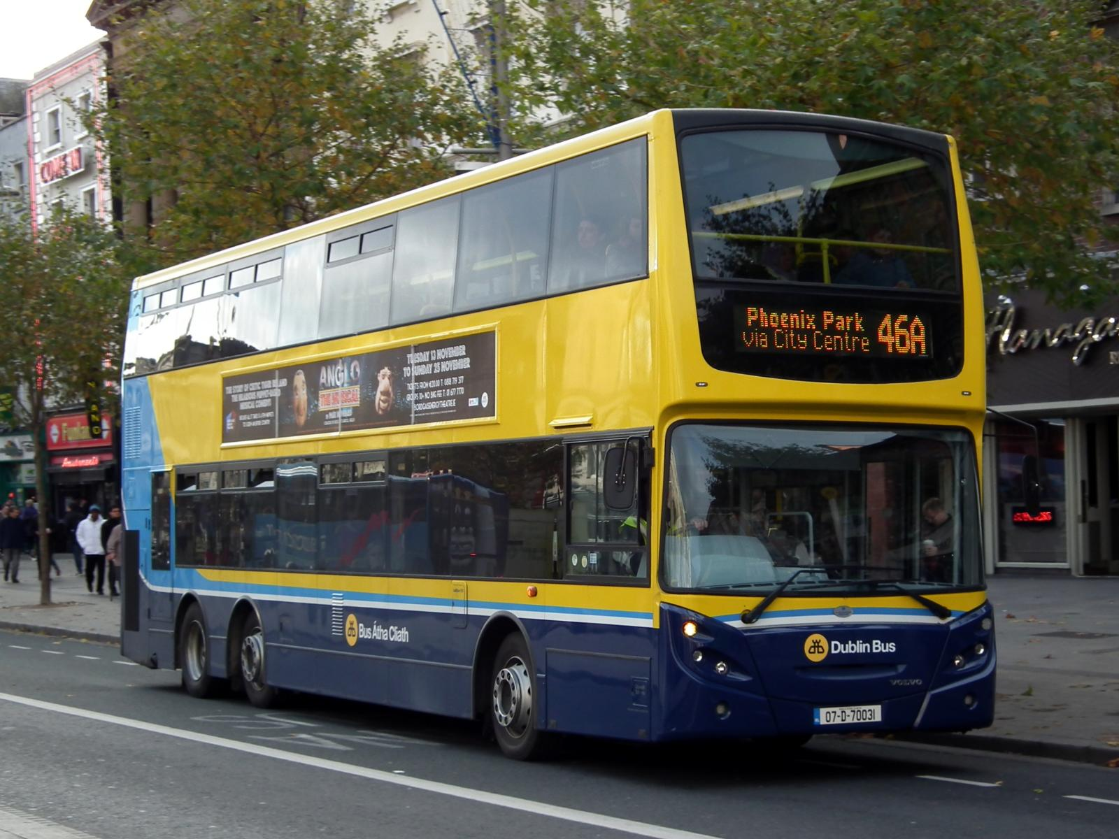 File Dublin Bus Volvo B9tl Alexander Dennis Enviro500 07