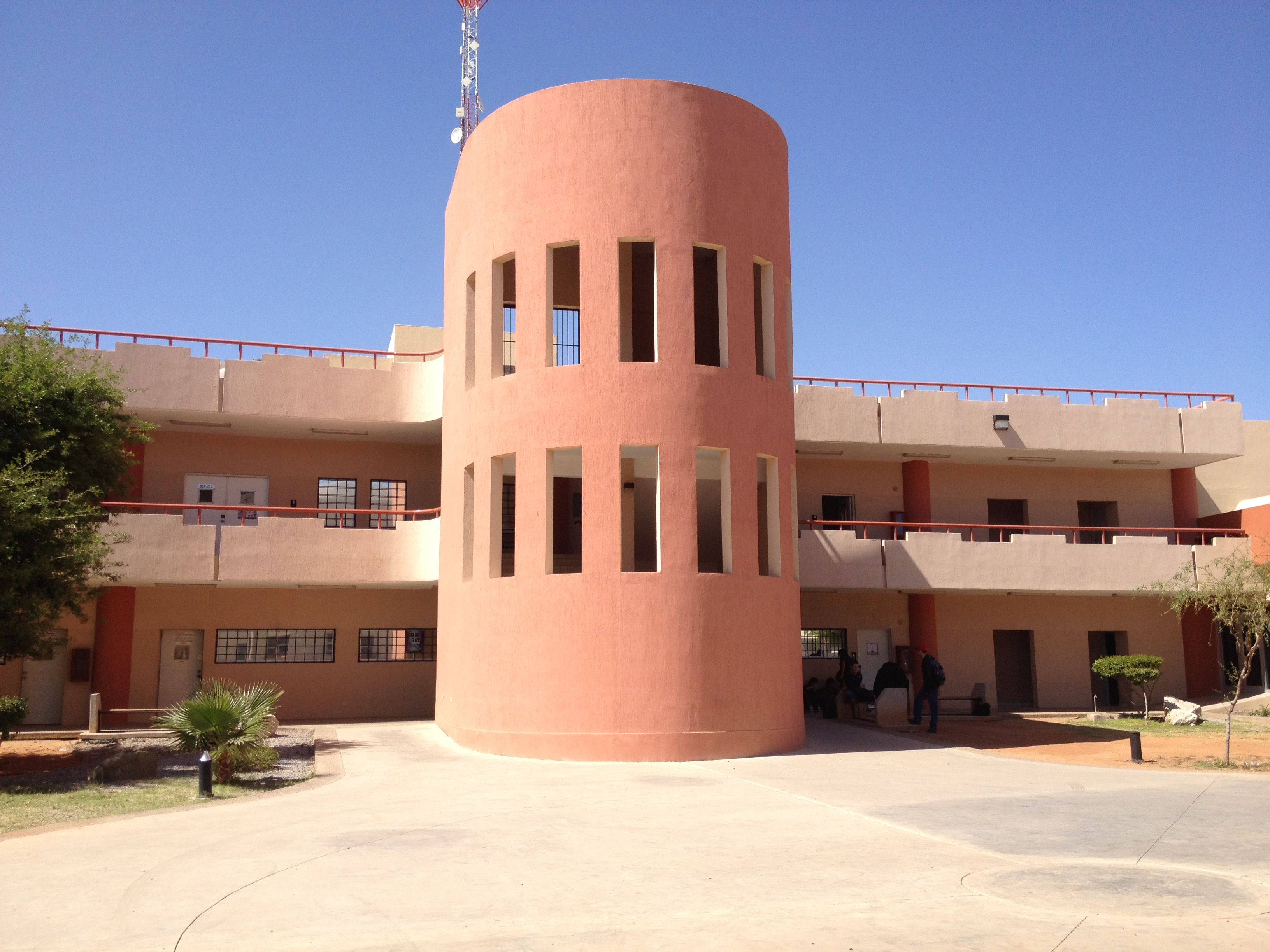 Archivo edificio 8b unison jpg wikipedia la for Universidades en hermosillo