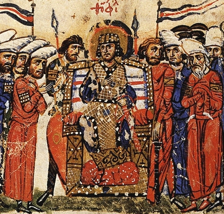 https://upload.wikimedia.org/wikipedia/commons/4/4e/Emperor_Theophilos_Chronicle_of_John_Skylitzes.jpg