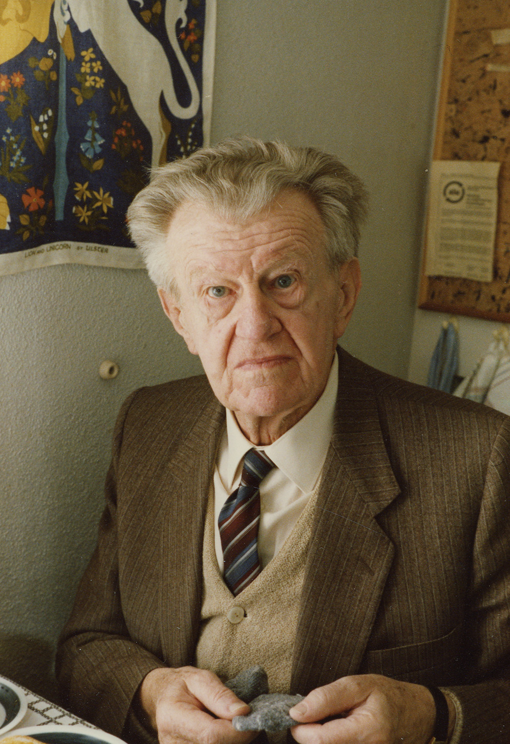 Erwin H. Ackerknecht, 1987