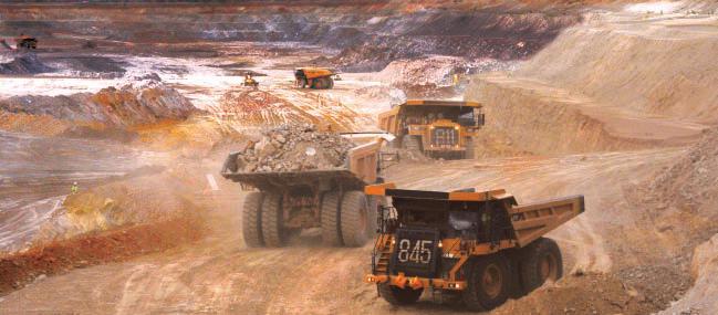 Essakane mine