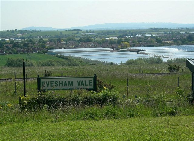 Evesham Vale View - geograph.org.uk - 840691