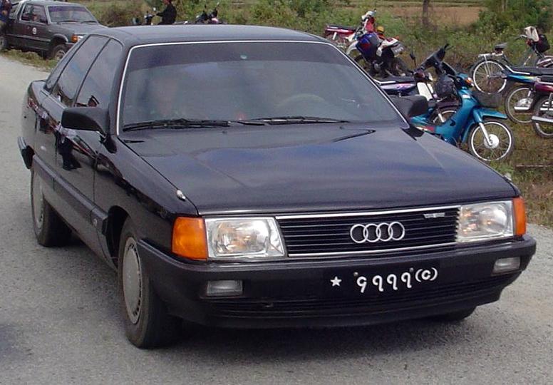 File Faw Hongqi Audi 100 Jpg Wikimedia Commons