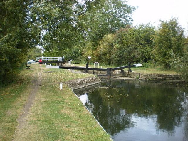 Feakes Lock, River Stort (Navigation) - geograph.org.uk - 1518911