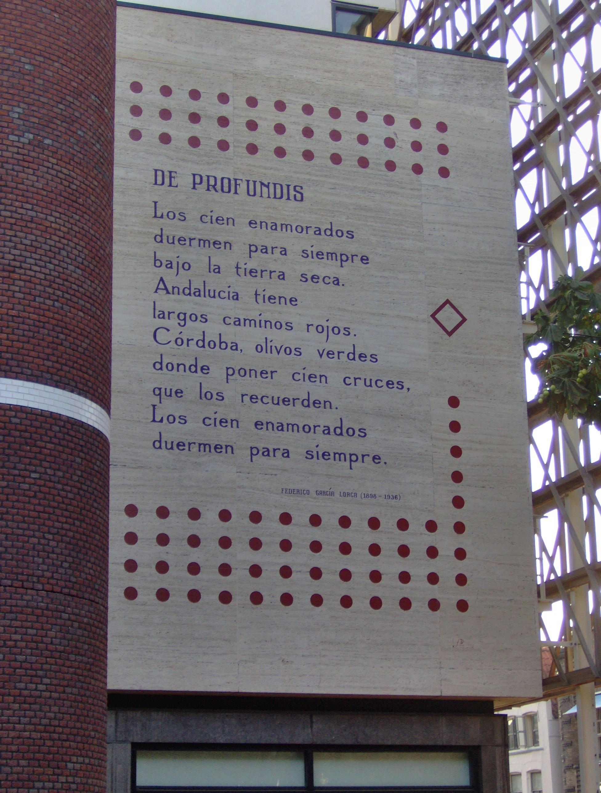 De Profundis en Leiden