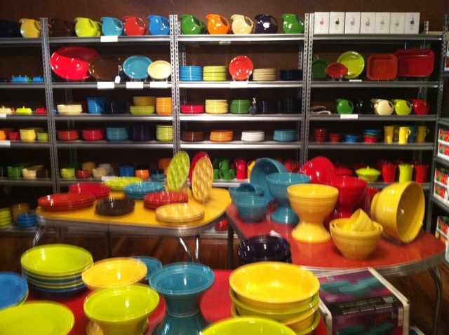 Decorating With Fiestaware Fiesta Ware