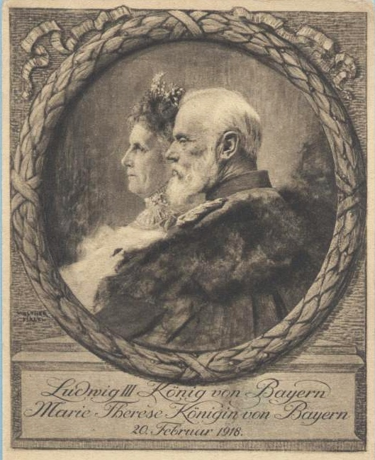 Dateifirle Ludwig Iii Goldene Hochzeit 1918jpg Wikipedia
