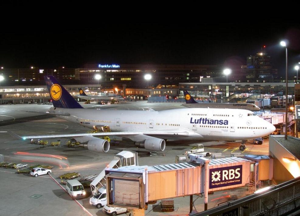 Frankfurt Flughafeb