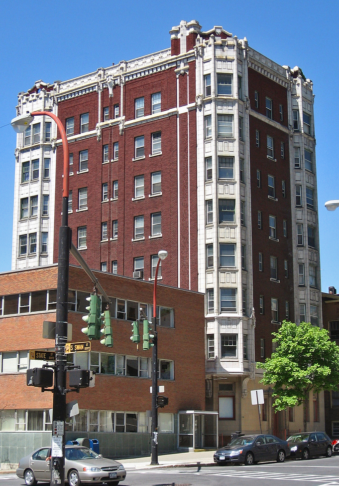 Albany Commons Apartments Columbus Ohio