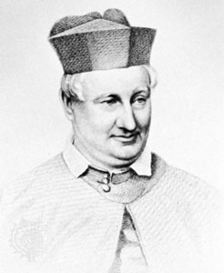 Frederick William Faber 19th-century British hymn writer, Catholic priest, and theologian