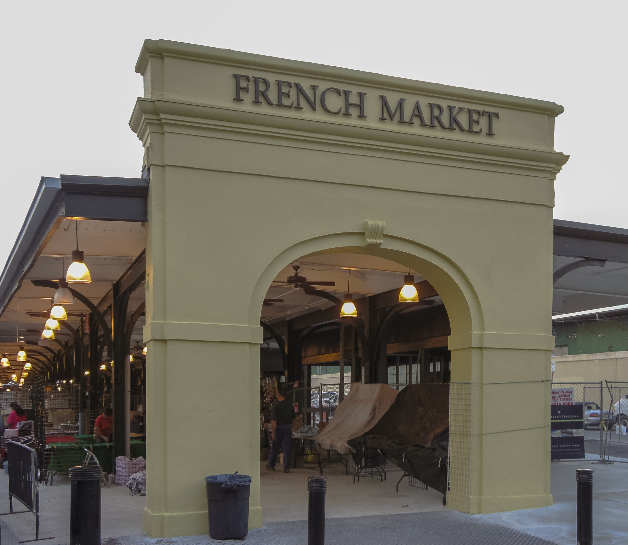 How Market Works >> File:French Market, New Orleans, USA1.jpg - Wikimedia Commons